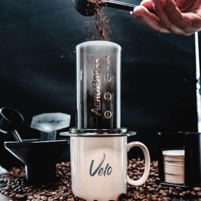 Aeropress & Velo Coffee Bundle