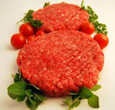 Luing Beef Burgers