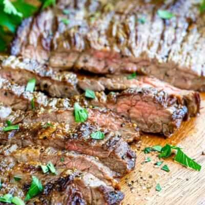 Angus Flat Iron Steak