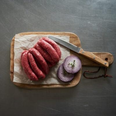 Angus Steak Sausages