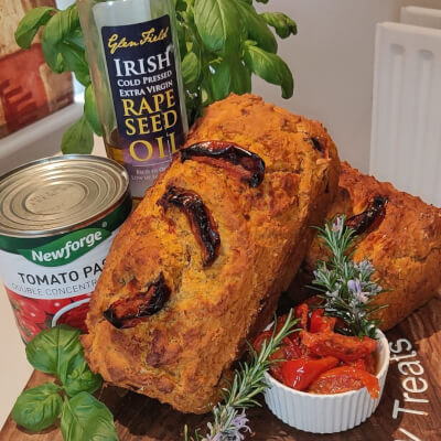 Sundried Tomato & Herb Loaf