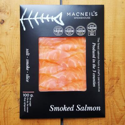 100G Smoked Salmon