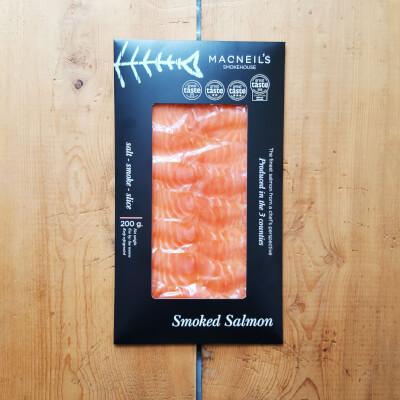 200G Smoked Salmon