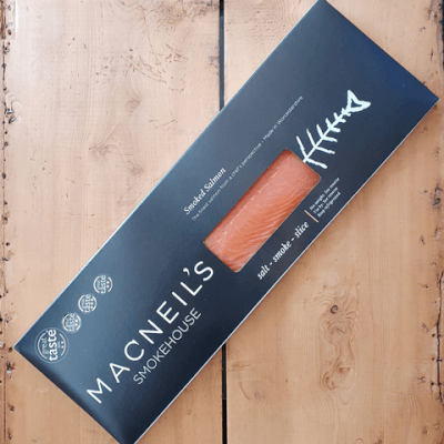 Smoked Salmon Whole Side - 1Kg