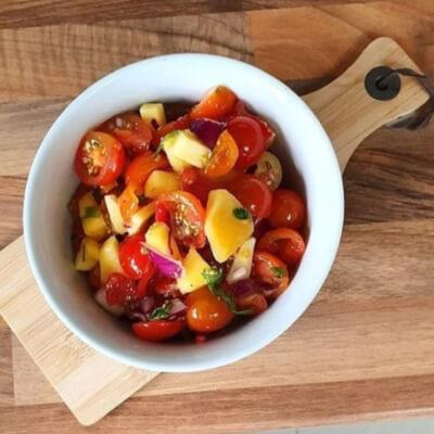 Mango Salsa - Jar