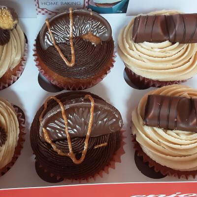 12 Terrys Cupcakes