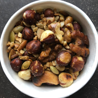 Smoked & Roasted Nuts & Seeds