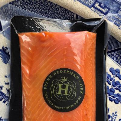 Traditional Smoked Irish Salmon Fillet