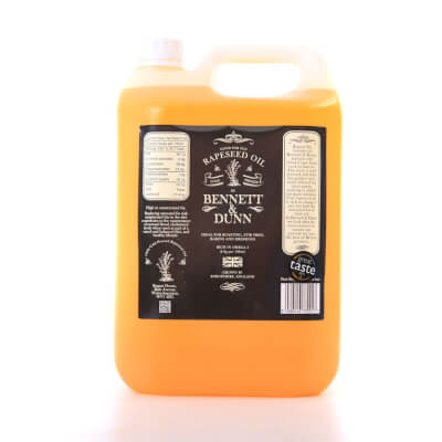 Original Cold Pressed Rapeseed Oil  5Litre