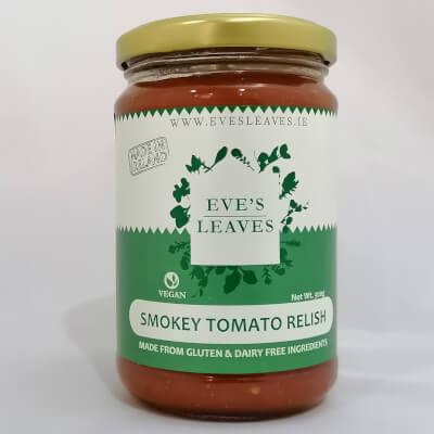 Eve's Smokey Tomato Relish