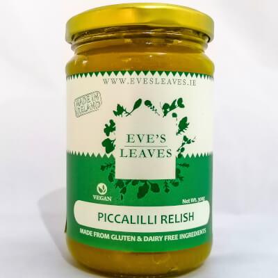 Eve's Piccalilli Relish
