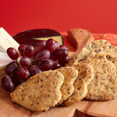 Flaxseed Cracker