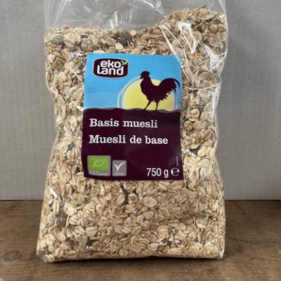 Organic Basis Muesli