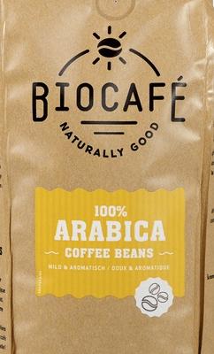 Organic 100% Arabica Coffee Beans