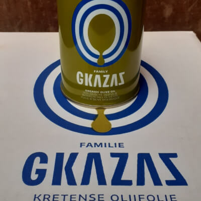 Gkazas Olive Oil