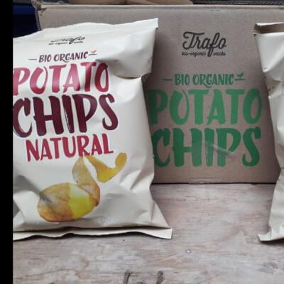 Bio Organic Potato Chips