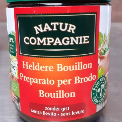 Organic Vegetable Stock