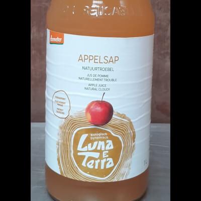 Apple Juice Organic And Biodynamic
