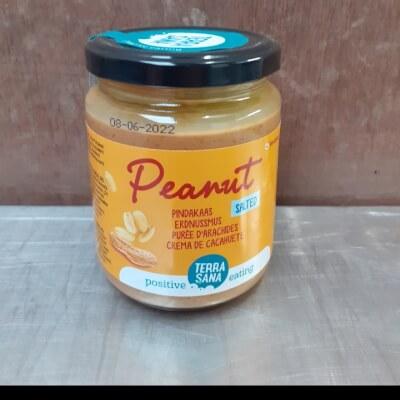 Organic Peanut Butter Salted