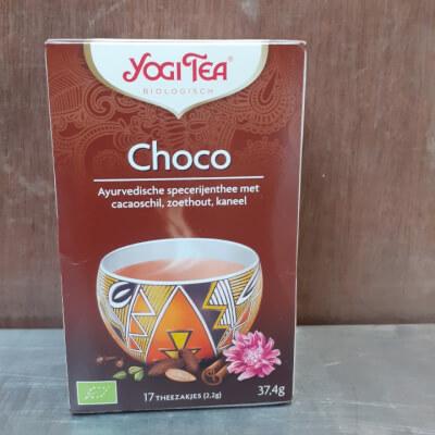 Organic Choco, Yogi Tea