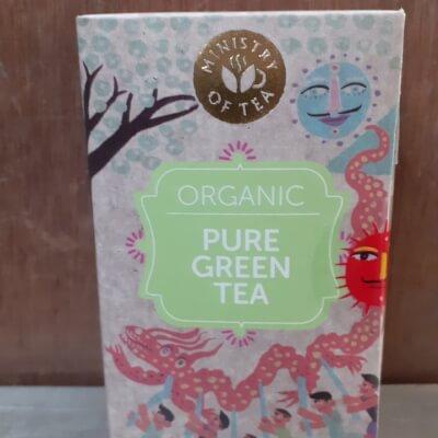 Organic Pure Green Tea