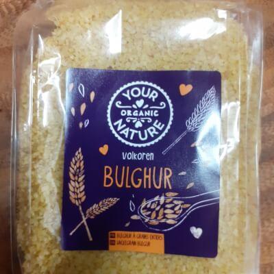 Organic Wholegrain Bulgar