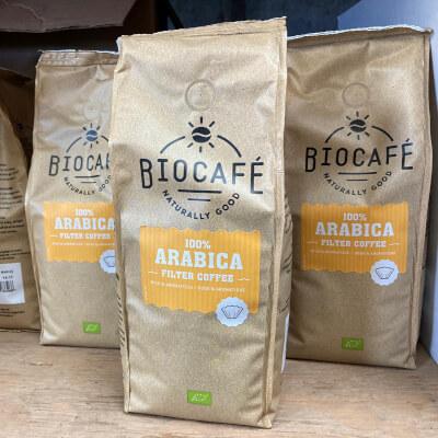 Organic Arabica Filter Coffee