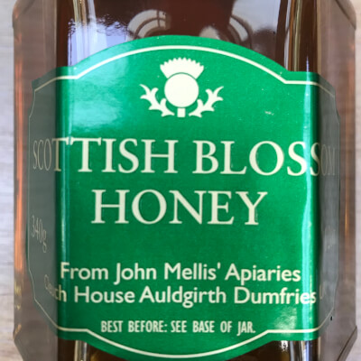 Scottish Blossom Runny Honey