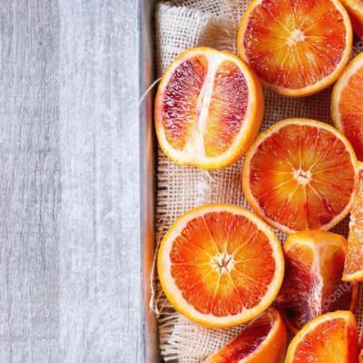 Blood Oranges, Certified Organic