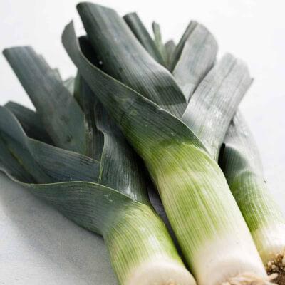 Leeks, Organic