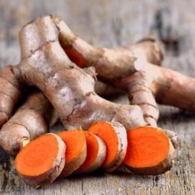 Turmeric Root, Certified Organic