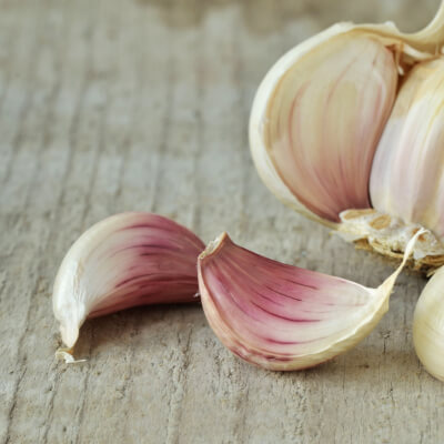 Garlic, Certified Organic