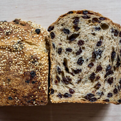 Seriously Fruit And Sesame Loaf