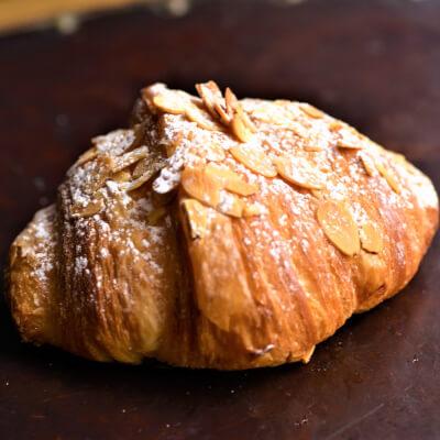 Deluxe Almond Croissant
