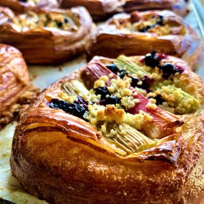 Seasonal Danish Pastry