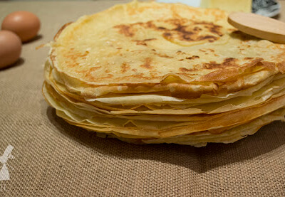 12 Sweet Crepes