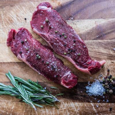 Sirloin Steak (8 Oz)