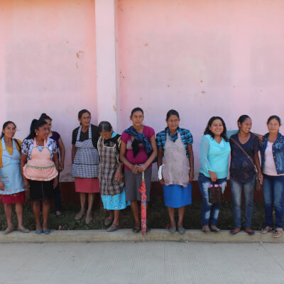 Red De Mujeres - Guatemala - Coarse Grind