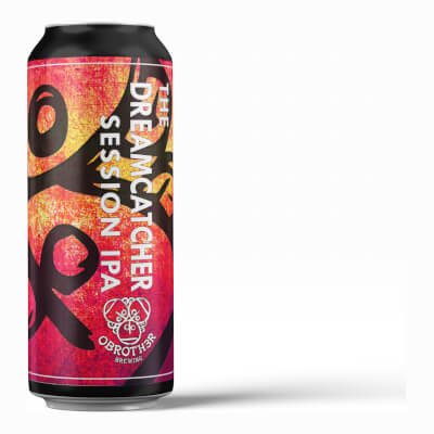 The Dreamcatcher - Session Ipa - Pack 4 X 440Ml Cans
