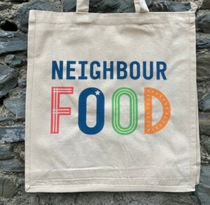 NeighbourFood Tote Bags