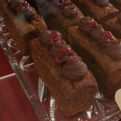 Ginger, Spiced Plum And Dark Chocolate
