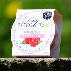 Yogurt Raspberry 1x 150 G