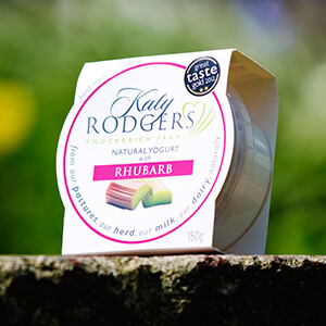 Yogurt Rhubarb 1x 150 G