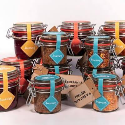 Redcurrant & Sage Mustard