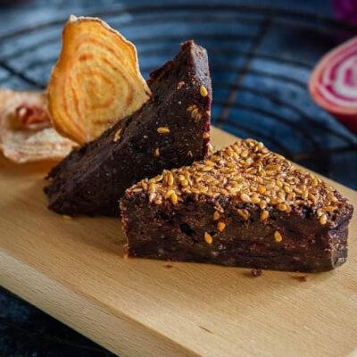 Beetroot & Chocolate Brownies