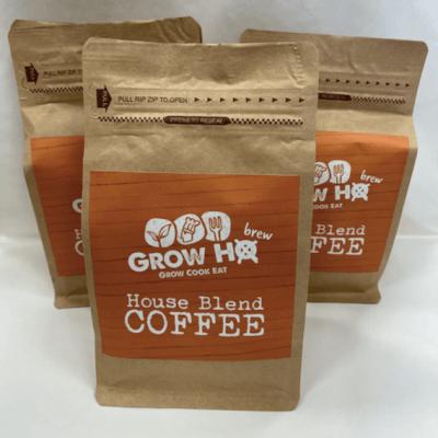 House Blend Coffee (Bean Or Ground)