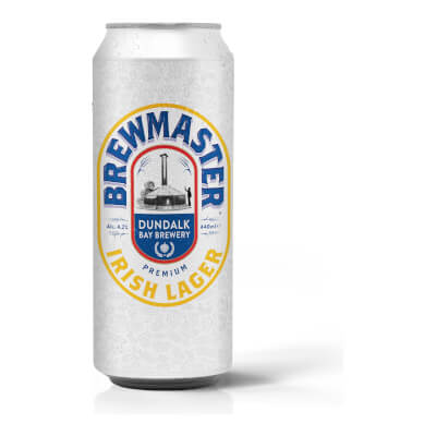 Brewmaster Lager 4-Pack (Gf)