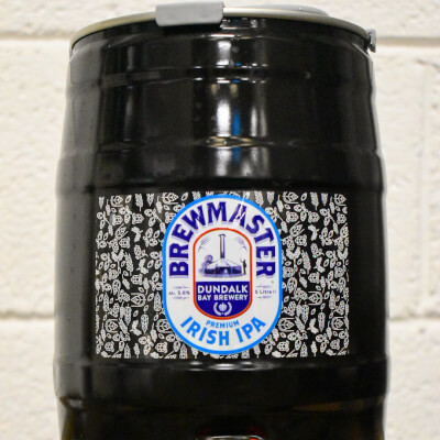 Brewmaster Ipa 5.6% 5L Mini Keg