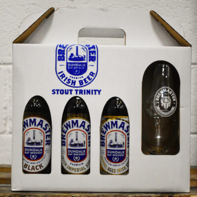 Brewmaster Stout Trinity Gift Pack