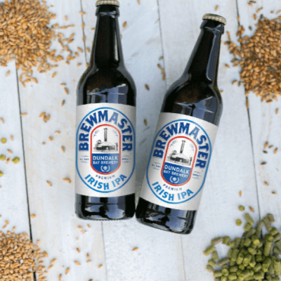 Brewmaster Irish Ipa Bottles (500Ml X 12 Bottles)